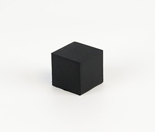 Quadratischen Sockel (WWG 5 x Quadratischer Sockel für Miniaturen - 28mm/Heroisch Warhammer Warlord Figuren)