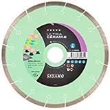 Sidamo - Disque diamant ULTRA CÉRAM-E D. 180 x 30 x H 8.5 mm Grès céram / faïence - 11130034 - Sidamo