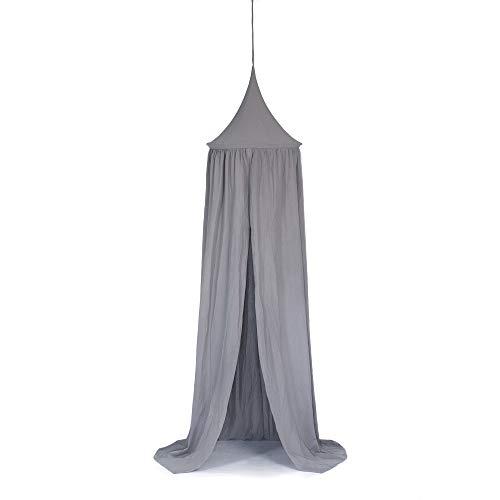 Baldachin Betthimmel Mädchen Junge Himmel Baby-Bett Kinder-Zimmer Spiel-Zelt - Höhe 230-290cm - groß-er Radius 270cm