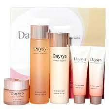 Korean Cosmetics Enprani Daysys Nutritive Skin Care 3PC Set