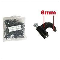 GadKo Nail-in Clip for RG59 Black 100pack by GadKo preisvergleich bei billige-tabletten.eu