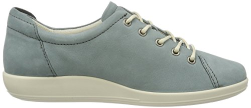 Ecco Damen Soft 2.0 Derby Blau (2287TROOPER)