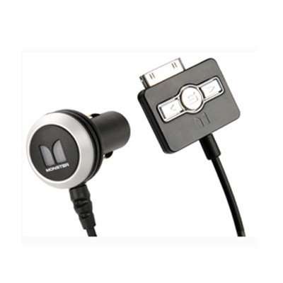 Monster iCarPlay Wireless 200 FM Transmitter m. AutoScan für iPod -