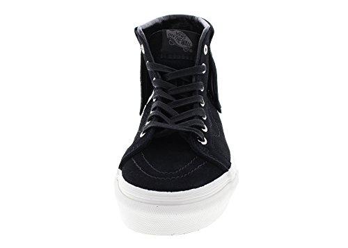 Vans Unisex- Sk8-Hi Moc High-Top Black