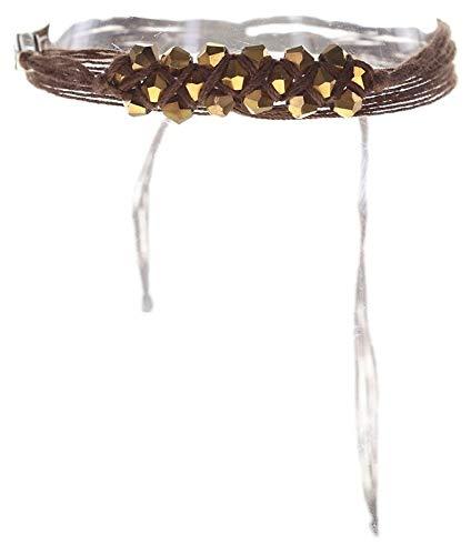 Konplott Armband Festival Bracelet Brown