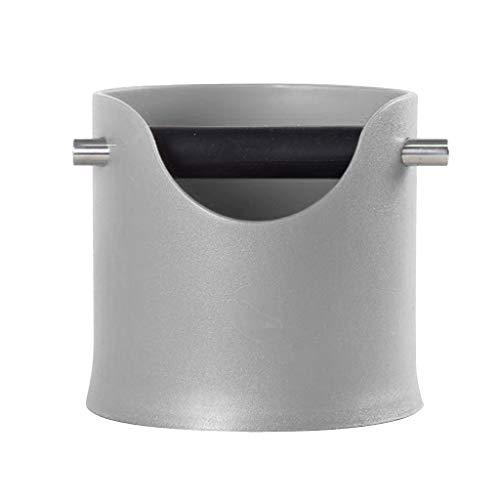 Baoblaze Abklopfbehälter Kaffee Knock Box, Kunststoff Kaffee Abklopfen Container, 116 x 110 mm -...