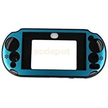 Alcoa Prime Sky Blue Aluminum Case Cover Protector For Sony PS Vita 2000 PSV PCH-2000