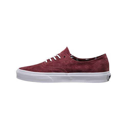 Vans U Authentic Decon CA - Polka Andorra Rot
