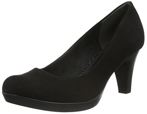 Marco Tozzi Damen 22411 Pumps Schwarz (Black 001)