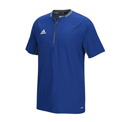 adidas Herren Feldspieler 's Choice Käfig Jacke, Herren, Royal-Onix Adidas Warm Ups