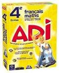 Adi 5 Français / maths 4 ème