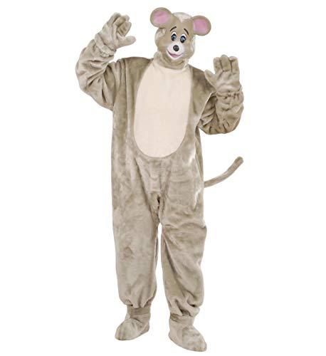 Partypackage Erwachsene Plüsch Maus Kostüm Tierkostüm Tierkostüm Einheitsgröße
