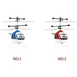 Morza Induction Jouets Volants RC Helicopter Cartoon télécommande contrôle Drone Enfants Jouets Avion