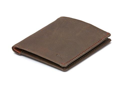 Portafoglio Bellroy Note Sleeve in pelle da uomo Cocoa