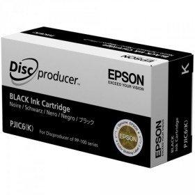 Epson C13S020452 Cartridge PJIC6 für PP-100, schwarz (Discproducer Epson)