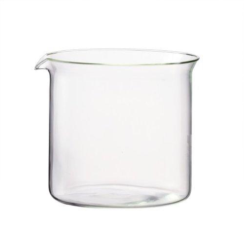 Bodum 1860-10Spare Glass Vetro di Ricambio per teiere 1270/1870/1880/1917/10554/105531,5L Trasparente