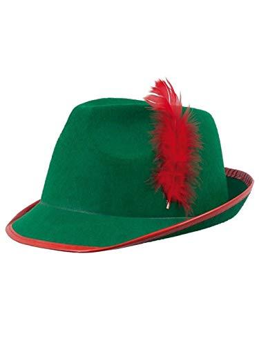 DISBACANAL Sombrero tirolés