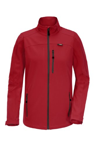 Maier sports veste softshell pour homme pMHF peer Rouge - Fire
