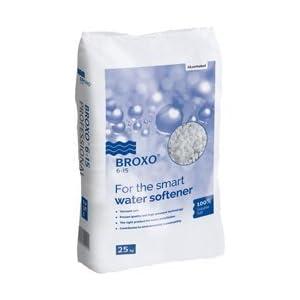 25 Kg hochreines Salz für Pool Einsatz zb Chlorinator oder Salzanlage