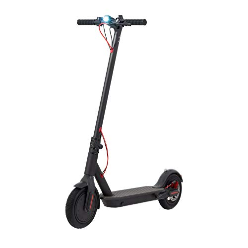Ecogyro GScooter S9 Scooter Elèctric, Joventut Unisex, negre, talla Única