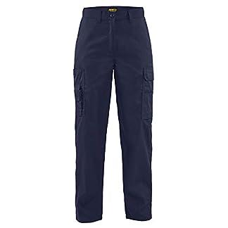 Blakläder 712018008500C52tamaño C52Servicio de las mujeres pantalones–azul