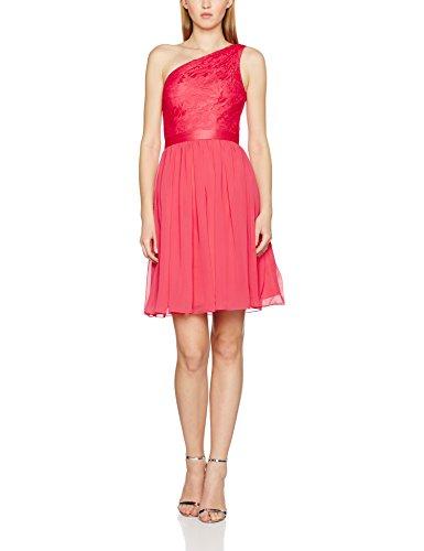 Laona Damen Partykleid LA11807, Rosa (Shell Pink), 36 (Herstellergröße: S)