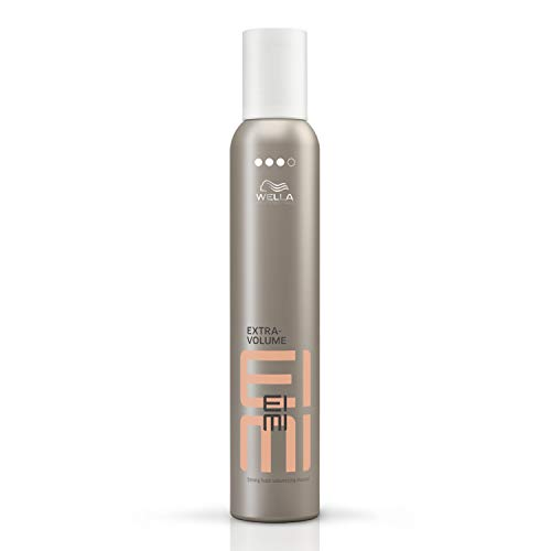 Wella EIMI Extra Volume - Volumenmousse - Intensives Volumen und starker Halt,1er Pack (1 x 300 ml)