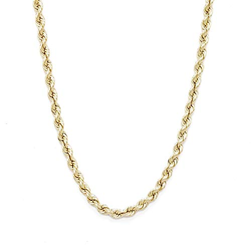 PRINS JEWELS Hombre Mujer 18 Quilates 750 Oro Amarillo