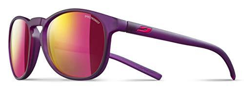 Julbo Fame Sonnenbrille Mädchen, Violett transparent matt