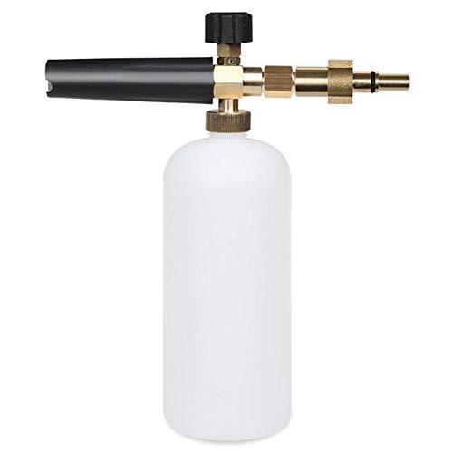 ahomi Hochdruck-Autowaschschaumpistole Schneeschaum Lance Foam Generator (Typ 2) -