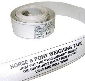 William Hunter Equestrian Pferd & Pony Höhe und Gewichtsband-Umfang in cm, Gewicht in Pfund/kg, Höhe in Händen