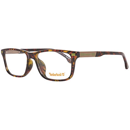 Timberland brille tb1333-f 56052 montature, marrone (braun), 54 uomo