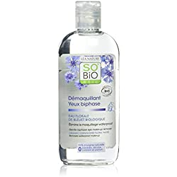So'Bio Étic Démaquillant Yeux Ultra Doux Bi-Phase 150 ml Lot de 2