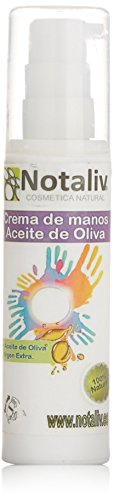 Notaliv Cosmética Natural Crema de manos aove – 60 ml