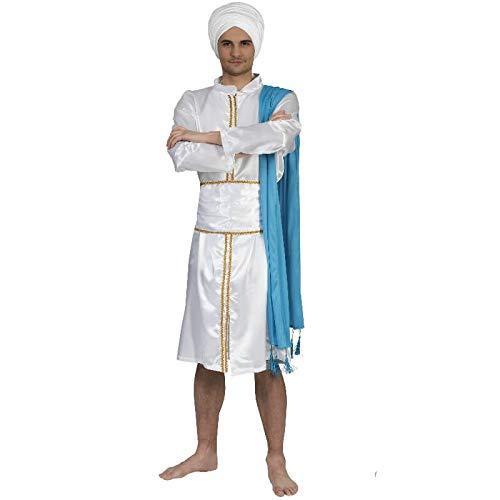 Generique - Kostüm Prinz in Weiß für Männer