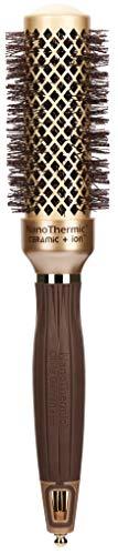 Olivia Garden Haar-Rundbürste NanoThermic 15944 NT-34, 34/ 50 mm mit Keramikkörper