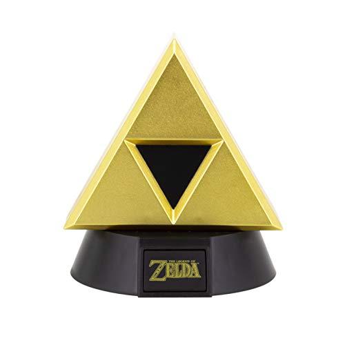 Paladone Lámpara 3D Gold Triforce