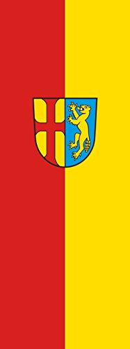 magFlags Drapeau Attenweiler | portrait flag | 6m² | 400x150cm