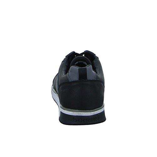 bugatti Herren K1411pr6n6 Sneaker Schwarz (Schwarz)