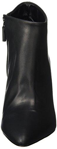 Oxitaly Damen Sissi 230 Stiefel Schwarz (Nero)