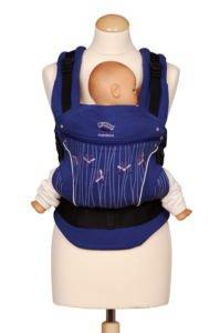 Manduca Babytrage, Bauchtrage, Rückentrage Farbe natur -