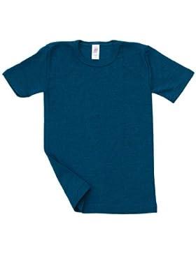 Engel, Unterhemd kurzarm, Wolle Seide, Grösse 92 - 176