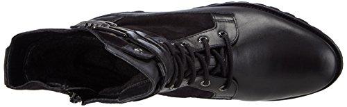 Högl 0- 10 2870 0100 Damen Biker Boots Schwarz (0100)