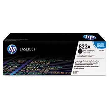 CB380A - HP Color LaserJet CB380A Black Print Cartridge with ColorSphere Toner COLOR LJ PRINT CARTRIDGE BLACK -