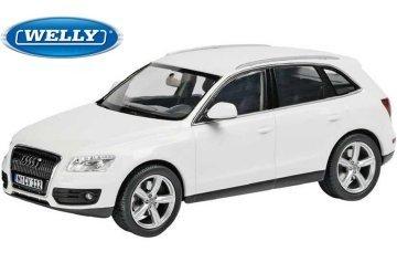 Welly Modellauto 1:24 Audi Q5 weiss gebraucht kaufen  Wird an jeden Ort in Deutschland
