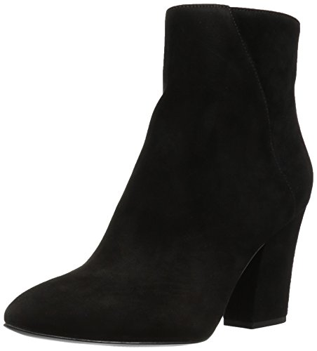 Nine West Damen Savitra Stiefel, Schwarz (Black), 39 EU (Pointy Boot Toe)