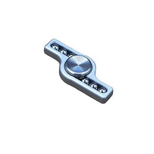 Preisvergleich Produktbild MetYoo EDC Hand Fidget Spinner Focus Spielzeug Alumina-CERAMIC BALLS LAGER Kinder Erwachsene