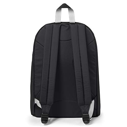 Eastpak OUT OF OFFICE Zaino Casual, 44 cm, 27 liters, Nero (Blakout Bw)