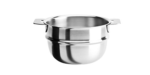 CRISTEL Cristel-EBM20QL-Bain-marie INOX 20cm -sans poignée Amovible Collection Strate