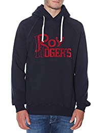 Sudadera Roy Rogers con Capucha Made in Italy